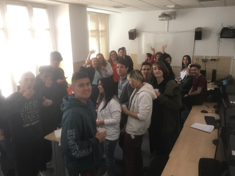 Fomentamos la empatía y la solidaridad en Ciclos Formativos